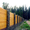 Забор (профнастил). Штакетник металлический. Ворота. - Изображение #2, Объявление #1377407