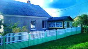 Дом кирпичный. агр. Коптевка. 80 км.от г.Могилева - Изображение #1, Объявление #1493764