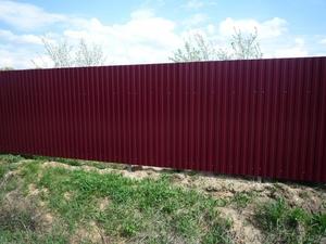 Ворота распашные. Калитки. Забор из профлиста. - Изображение #6, Объявление #1362435