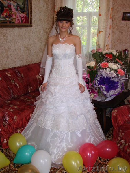 Свадебные платья в могилеве цены и напрокат