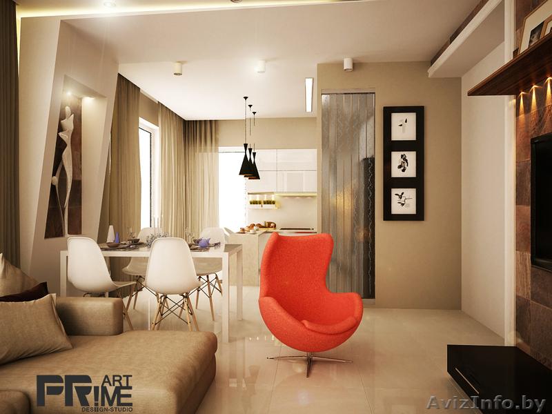 Дизайн дома на 120 кв.м