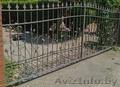 Ворота,  ограждения,  художественная ковка