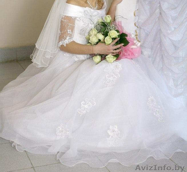 Свадебное платье 2014г в Могилеве, продам, куплю, одежда в Могилеве - 1219722, mogilev.avizinfo.by
