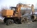 Аренда колёсного экскаватора Case Poclain 888 P 2AL.