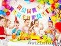 Организация детских праздников с участием аниматоров!