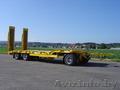 Перевозка спецтехники и крупногабаритных грузов.