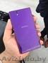 Sony Xperia Z Фиолетовый
