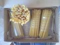 свечи восковые 20 см х 1 см